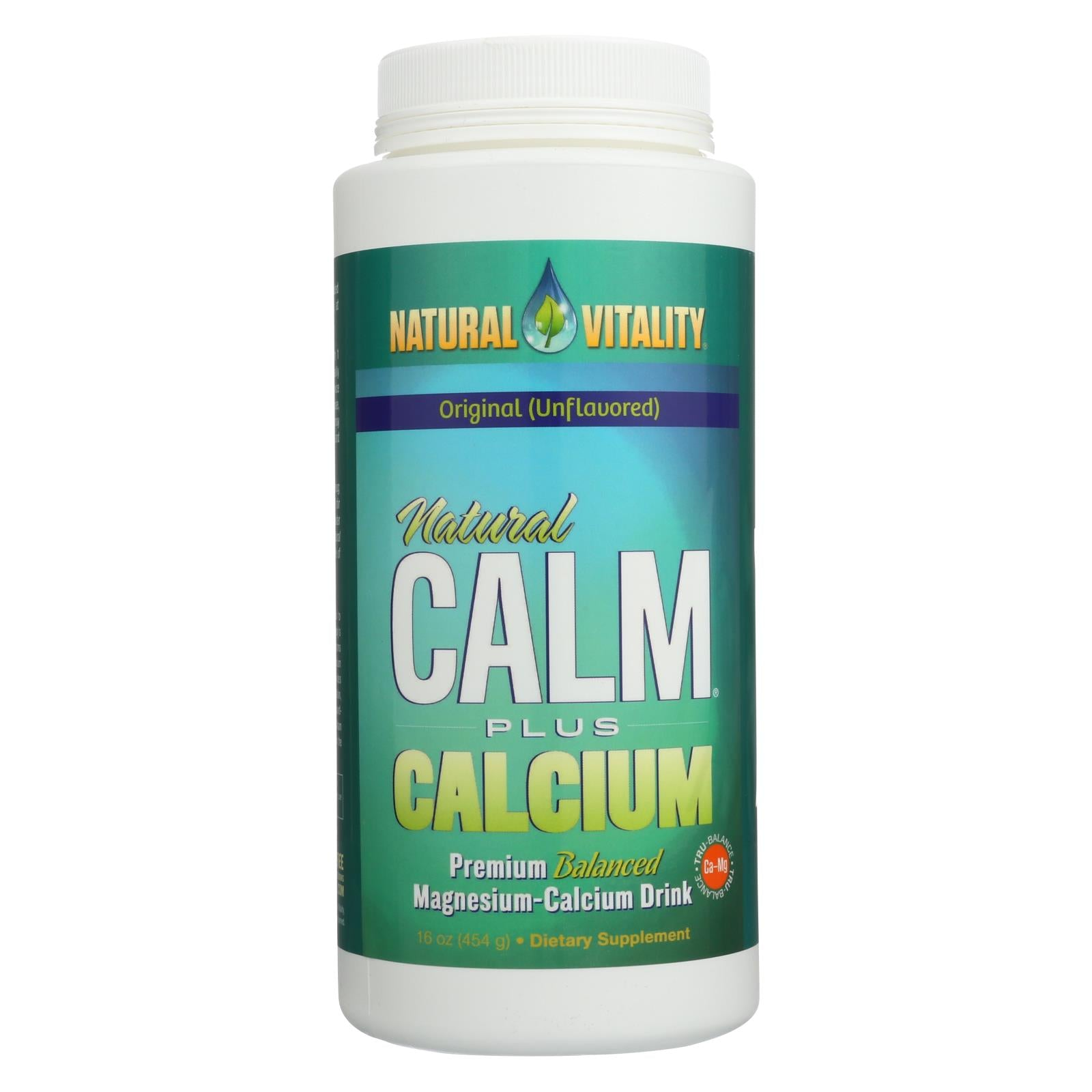 Natural Calm Plus Calcium Reviews