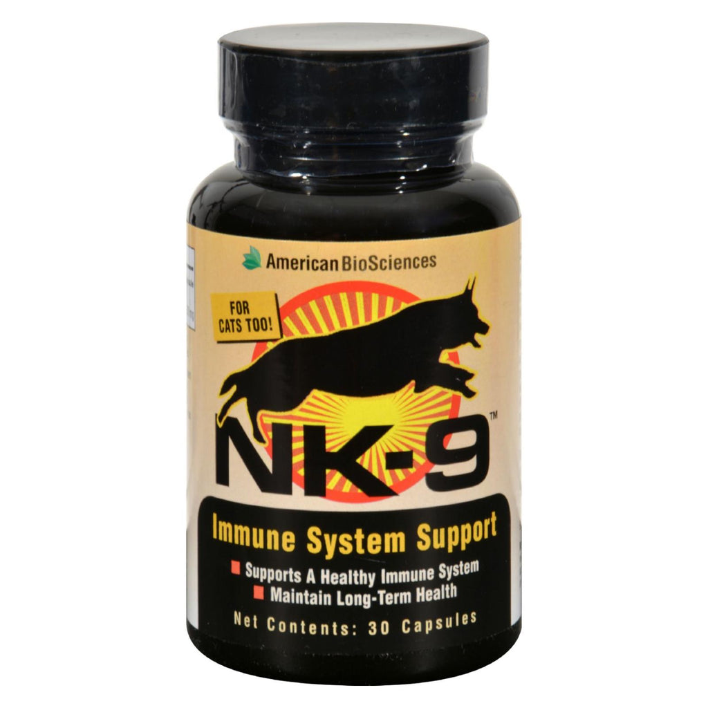 American Bio-sciences Nk-9 Ahcc Immune System Support - 30 Capsules - The Green Life