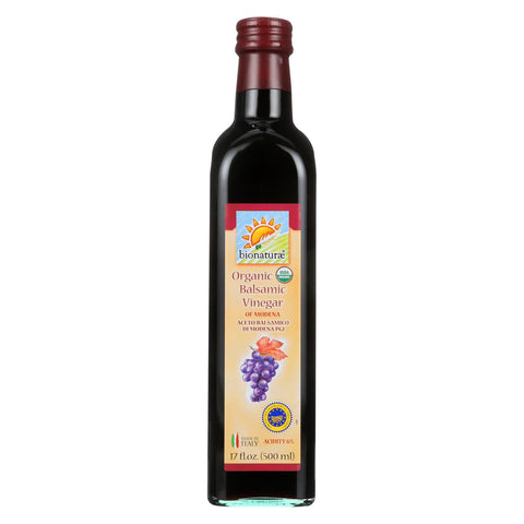 Bionaturae Organic Balsamic Vinegar - 17 Oz