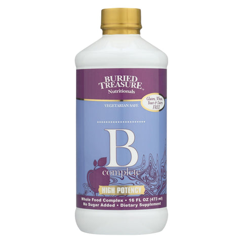 Buried Treasure - B Complete - 16 Fl Oz