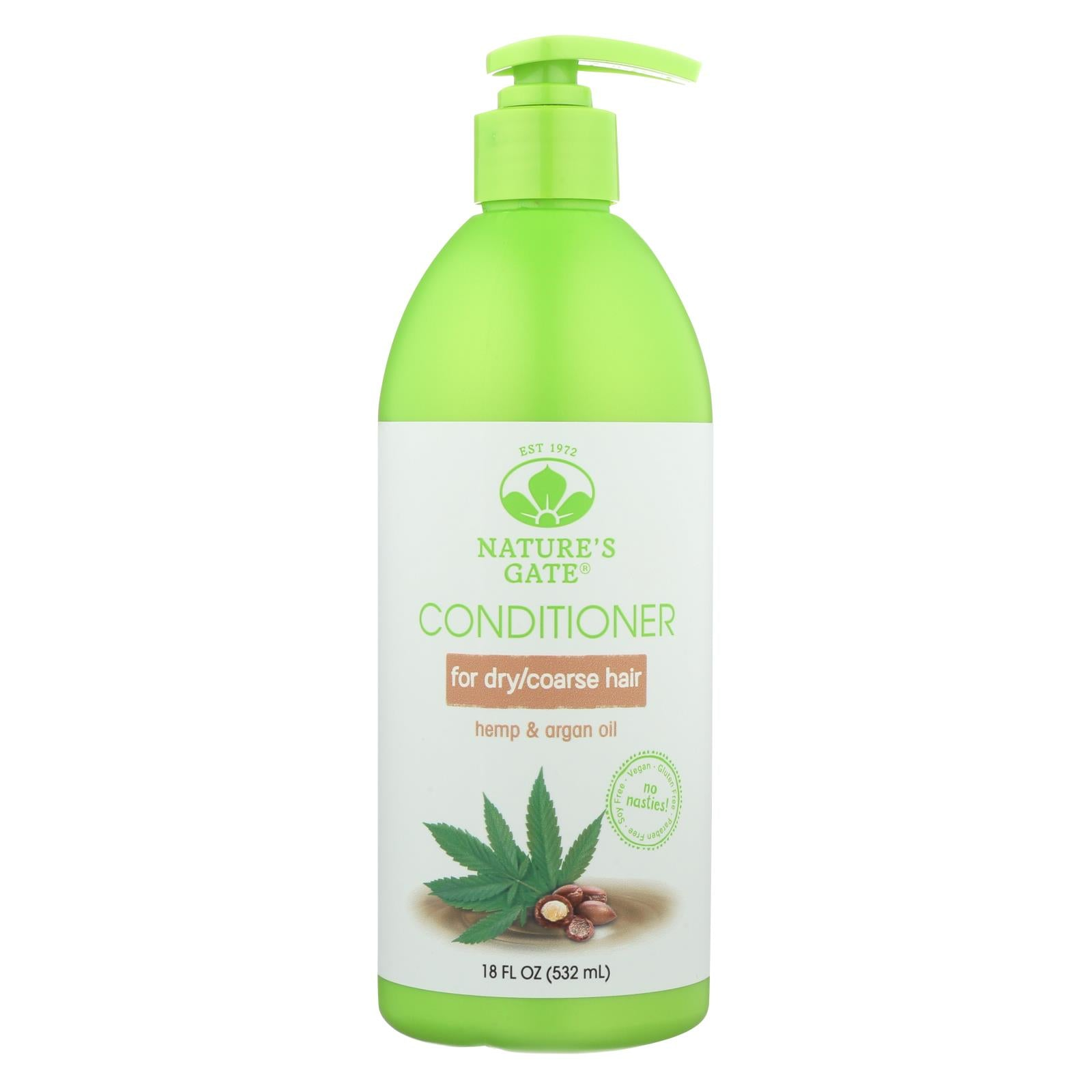 Nature S Gate Conditioner Natural Hair