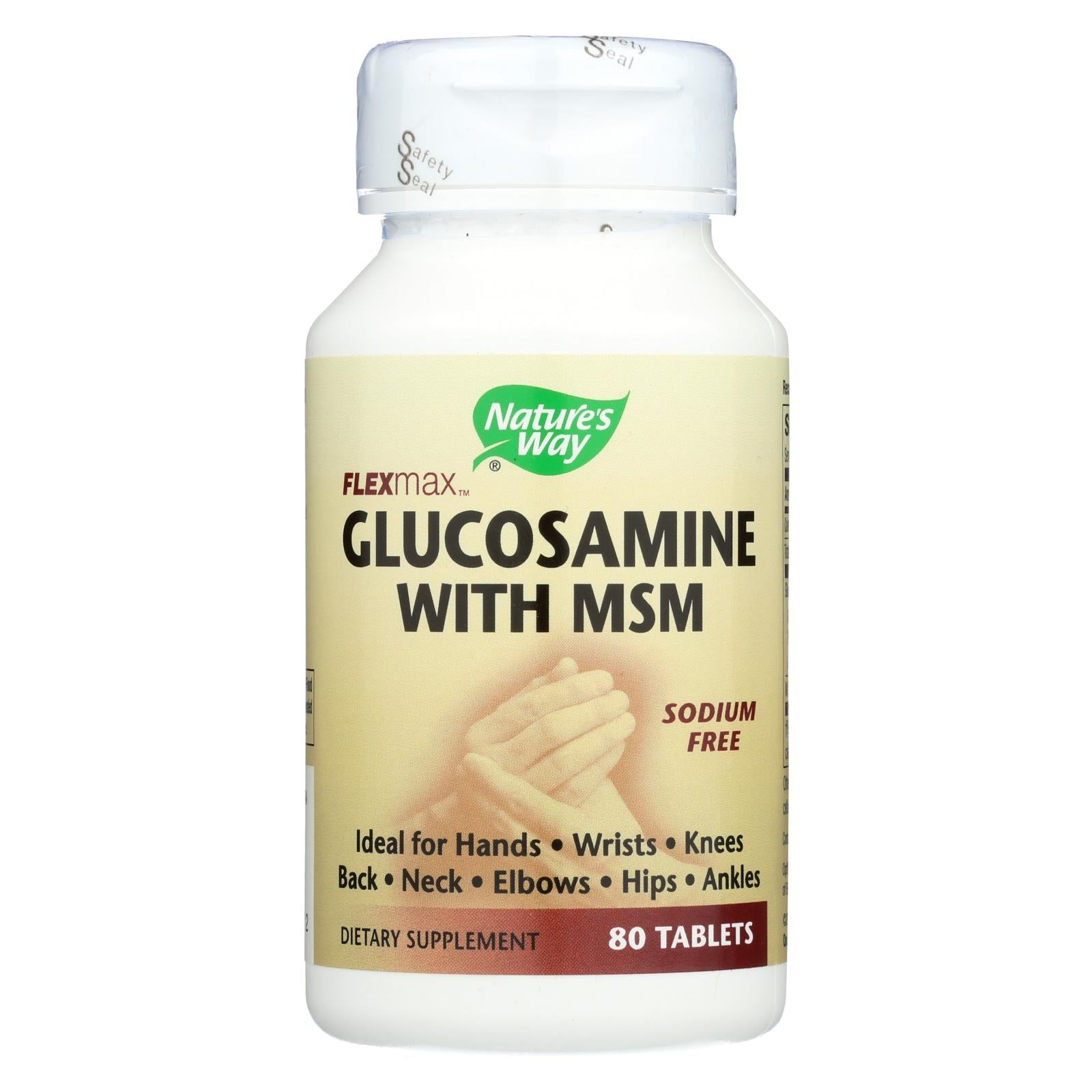 Glucosamine Sulfate Msm Nature S Way