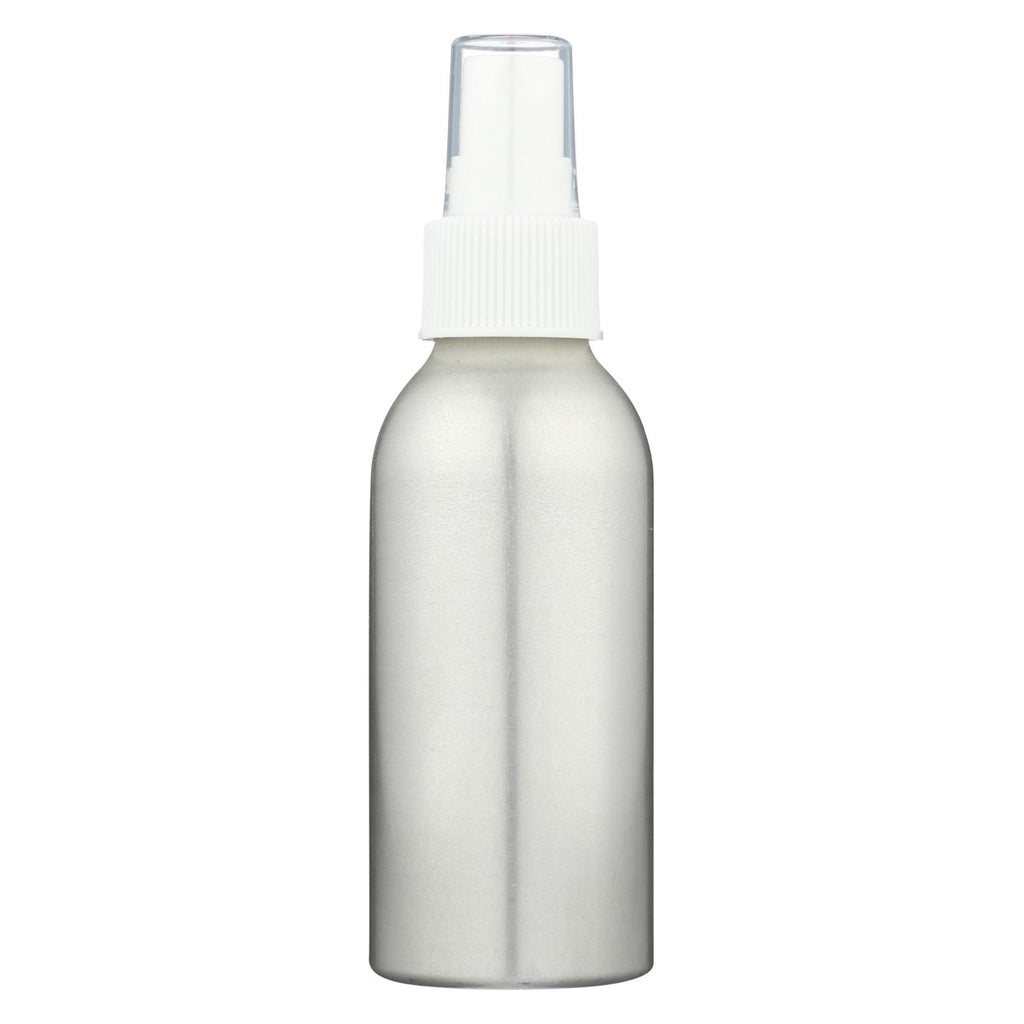 Aura Cacia Empty Mist Bottle With Cap - Case Of 12 - 4 Oz - The Green Life