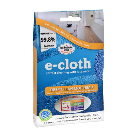 E-cloth Deep Clean Mop Head