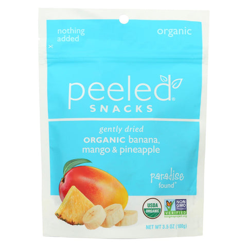 Peeled Dried Fruit - Paradise Found - Case Of 12 - 3.5 Oz.