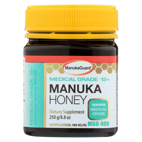 Manukaguard Medical Grade Manuka Honey - 8.8 Oz
