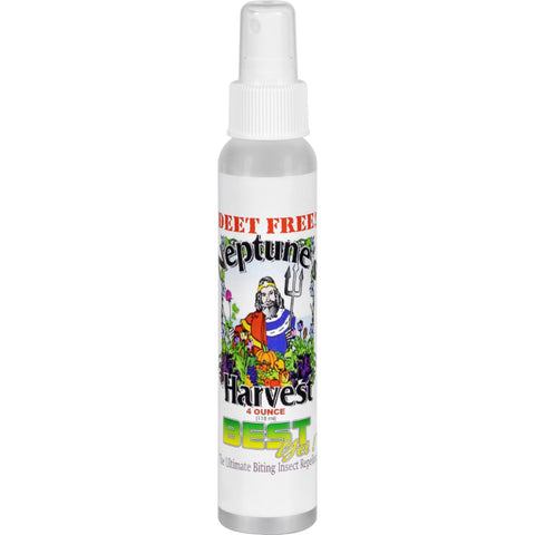 Neptune's Harvest Biting Insect Repellant - 4 Fl Oz