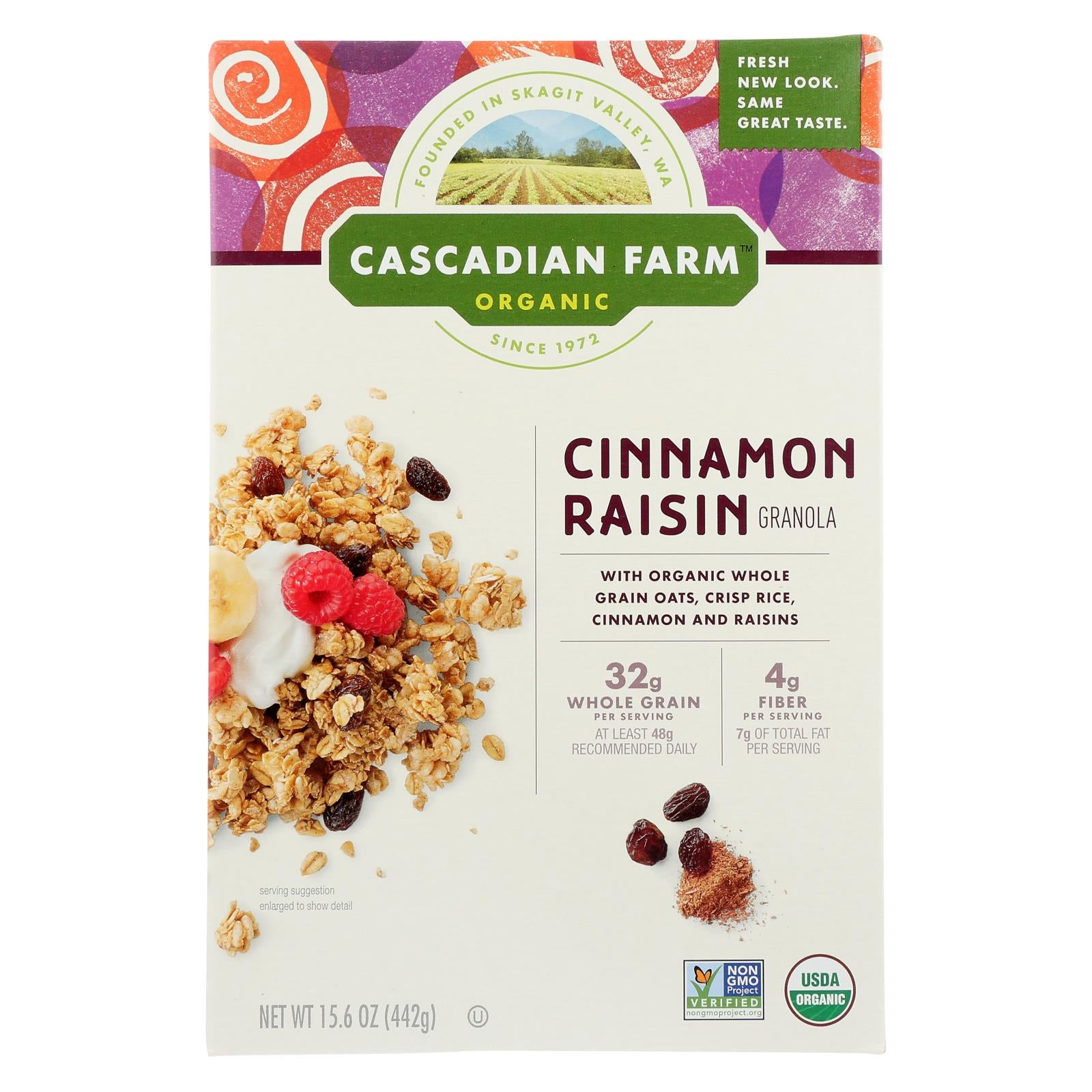 natural cereals case questions In a survey of natural cereal manufacturers conducted by the organic & non- gmo report, several natural cereal manufacturers admitted that their products  may.