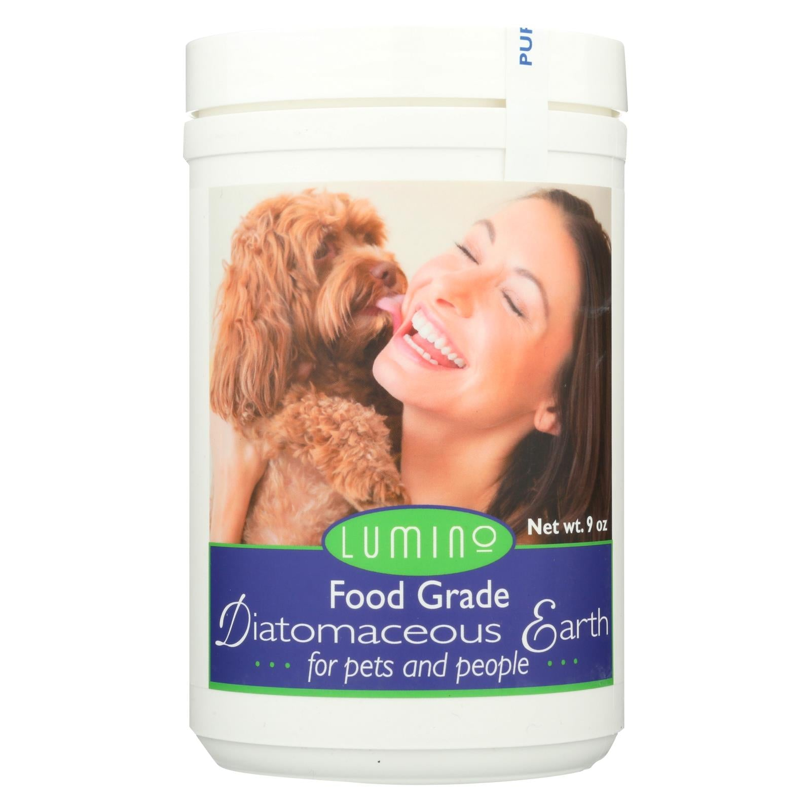 Lumino Diatomaceous Earth For Pets Food Grade