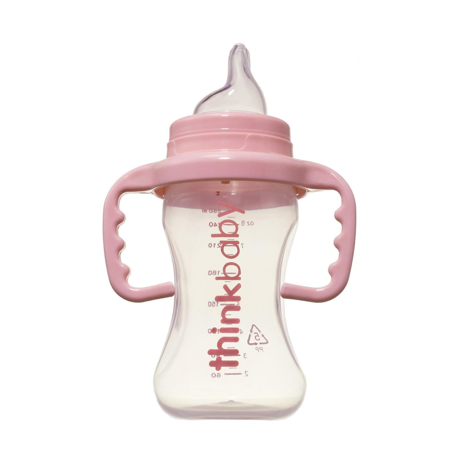 Thinkbaby Cup Sippy The Sippy Pink 9 Oz HG1688852