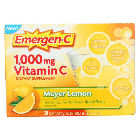 Emergen - C Original Vitamin C Drink - Meyer Lemon