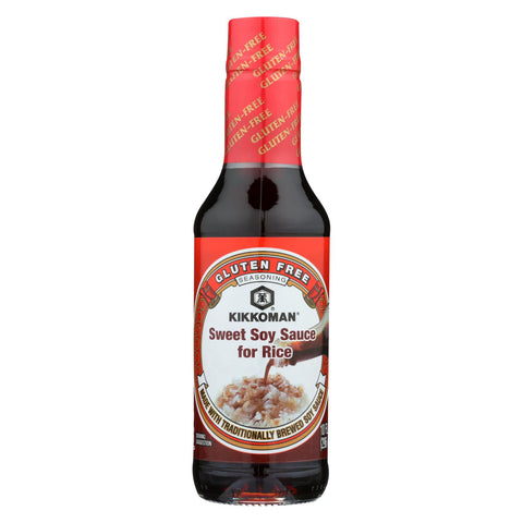 Kikkoman Sweet Soy Glaze - Case Of 6 - 10 Fl Oz.