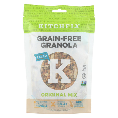 Kitchfix Granola - Grain Free Original - Case Of 6 - 10 Oz