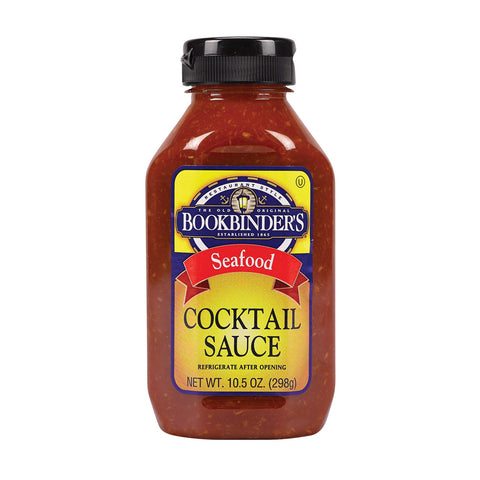 Bookbinder's - Cocktail Sauce - Case Of 9 - 10.5 Oz.