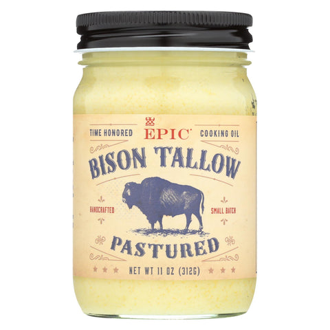 Epic - Oil - Bison - Case Of 6 - 11 Fl Oz.