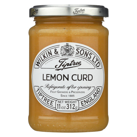 Tiptree Curds And Sweet Spreads - Lemon - Case Of 6 - 12 Oz.