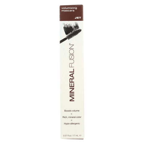 Mineral Fusion - Mascara - Volumizing Jet - 0.57 Oz.