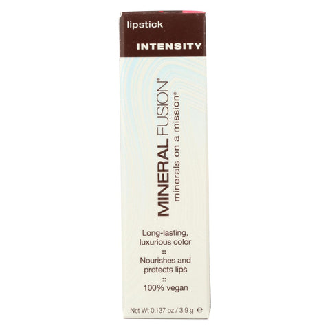 Mineral Fusion - Lipstick - Intensity - 0.137 Oz.