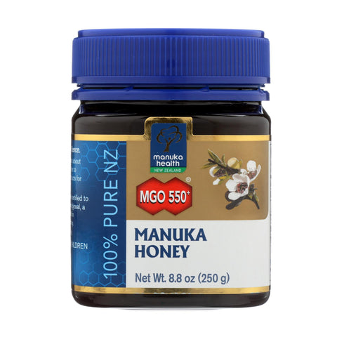 Manuka Health - Honey Manuka.mgo 550+ - 8.8 Oz