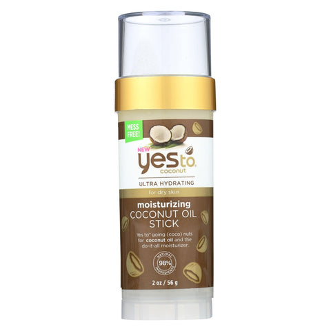 Yes To - Coconut - Moisturizing Coconut Oil Stick - Case Of 3 - 2 Oz.
