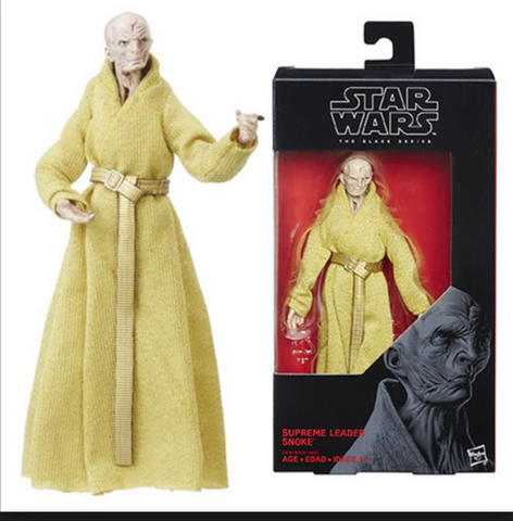 Black Series Snoke
