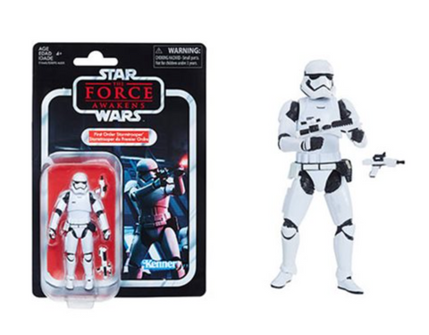 Vintage Collection First Order Stormtrooper (Order Ships 5/1-5/4)