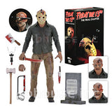 NECA Friday the 13th Part 4 The Final Chapter Ultimate Jason Action Figure