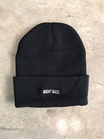 Night Bass Beanie