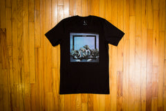 Outsiders Album Cover Tee Black