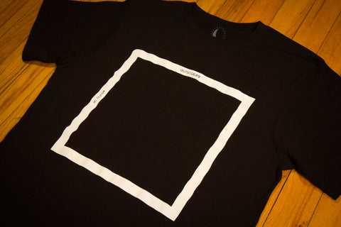 Outsiders Box Tee Black