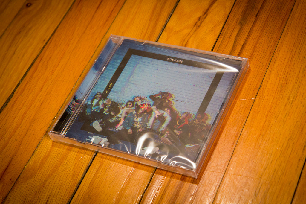 AC Slater Outsiders CD