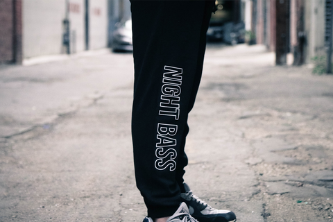 Night Bass Joggers