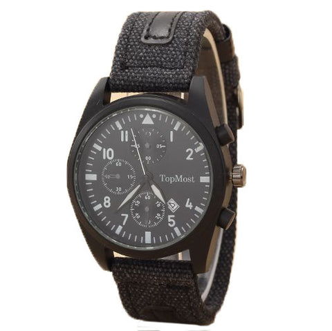 Outdoor Military Wristwatch