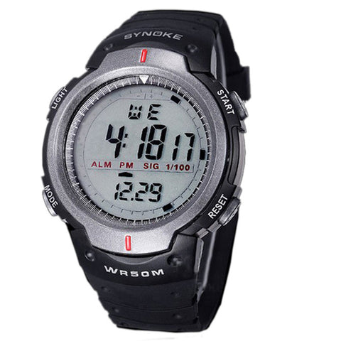 Outdoor Waterproof Watch