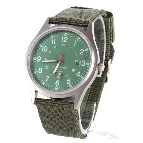Outdoor Army Watch