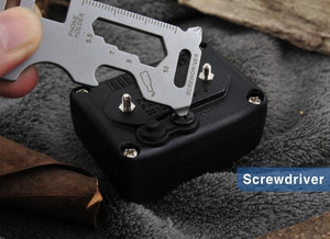Card Multi-Tool Wrench Screwdriver