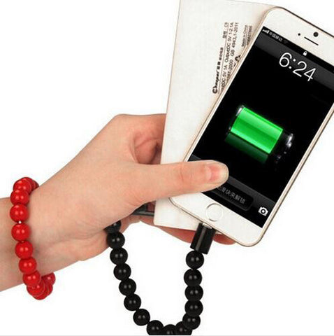 High Speed USB Charging Cable Bracelet