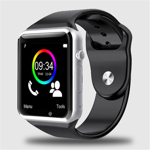 Bluetooth Smart Wristwatch w/ SIM