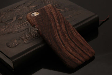 Wood Textured Phone Case