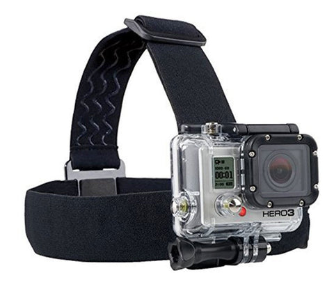 Gopro Adjustable Head Strap