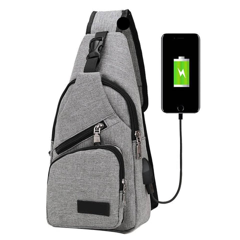 Smart USB Charge/Anti-theft/Waterproof Backpacks.