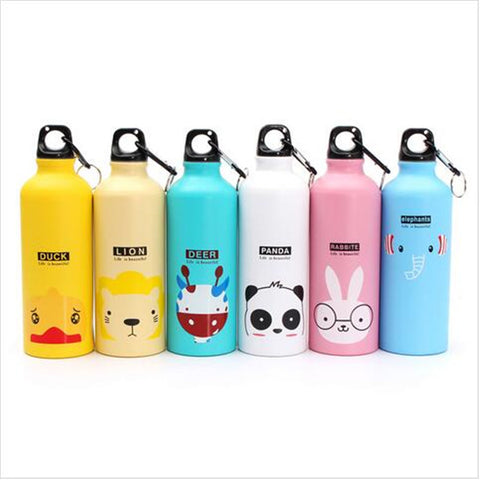 Animal Water Bottle