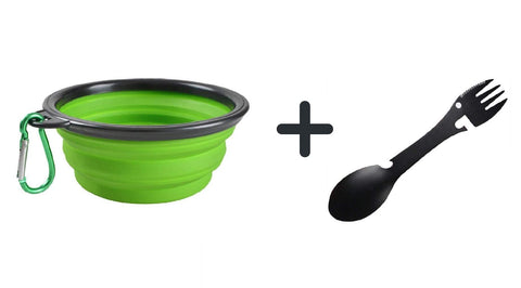 FREE Combo - Multi-Functional Spoon/Bowl