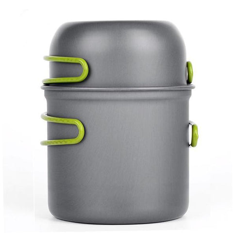 Camping Cooking Pot Set