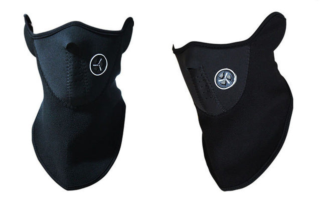 Warm Fleece Face Mask Cover
