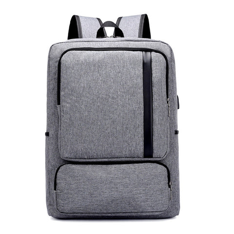 Anti-Theft USB Charging Backpacks