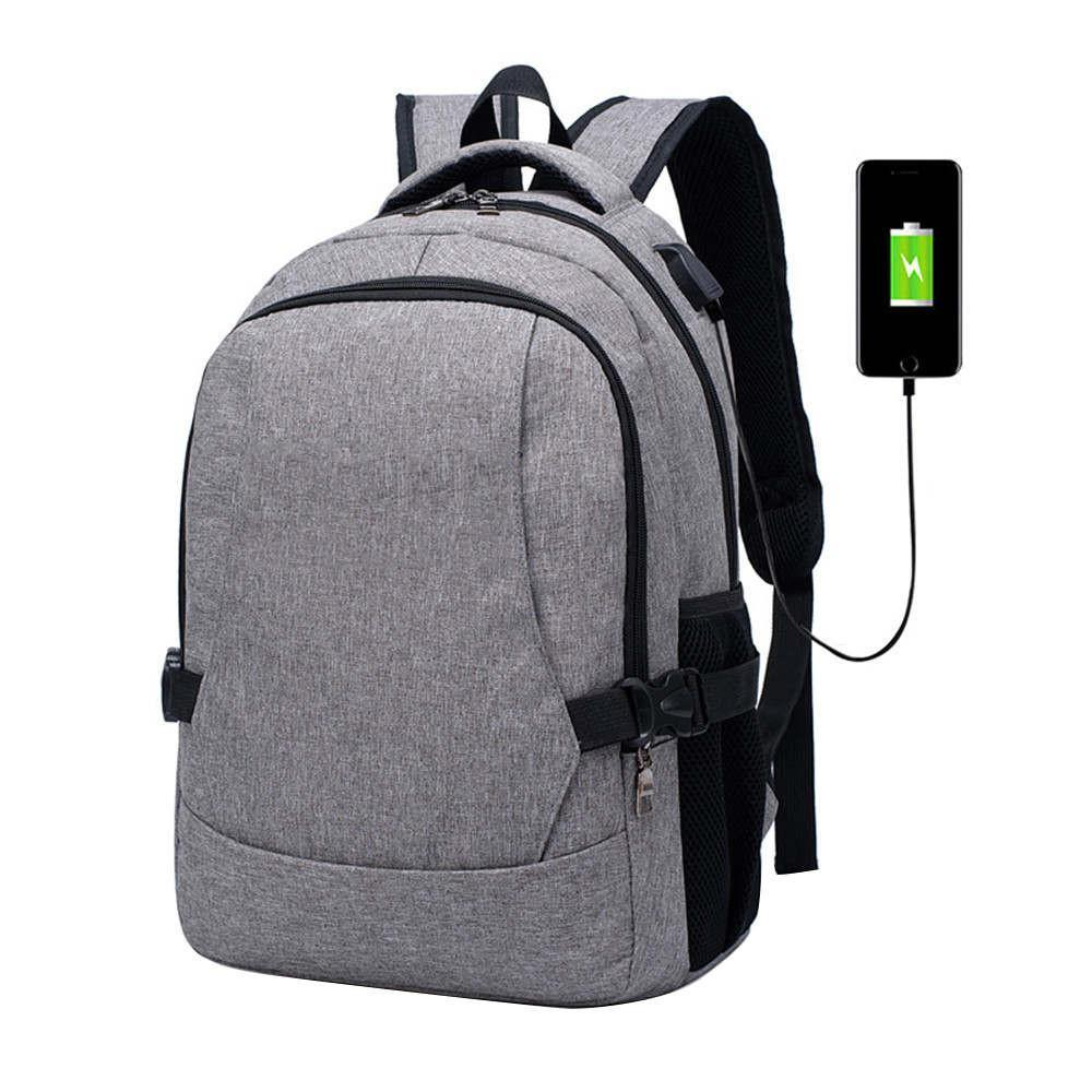 Slim USB  Charging/ Anti-Theft Backpack
