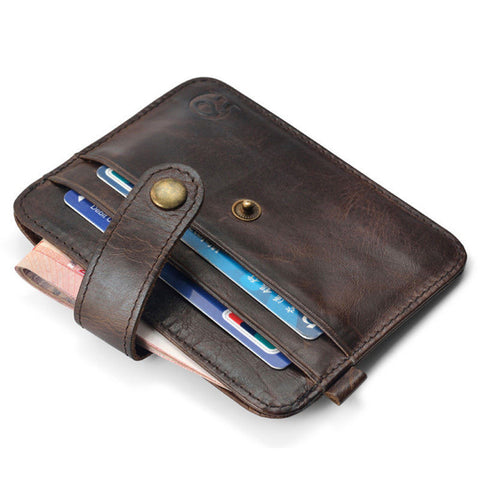 Vintage Leather Wallets