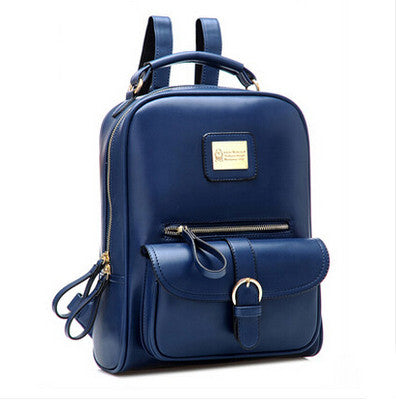 Women's Classics Leather Backpack