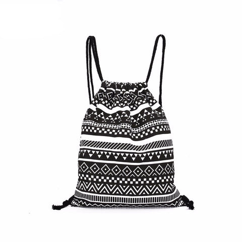 Women's Mochila Sack Bag